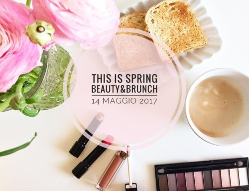This is Spring: breakfast, beauty & brunch