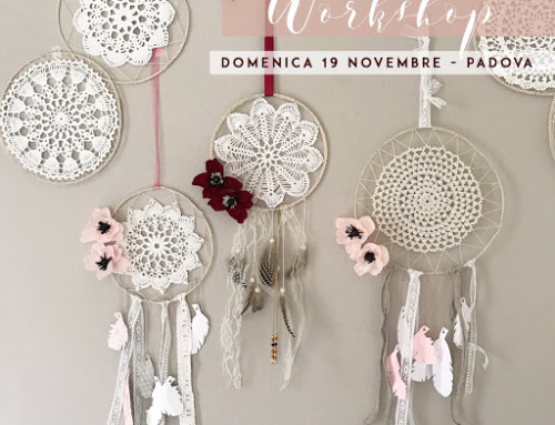 Floral Dreamcatcher Workshop