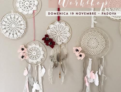 Floral Dreamcatcher Workshop