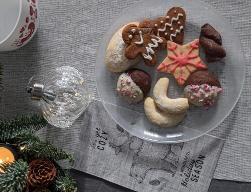 I miei biscotti natalizi preferiti